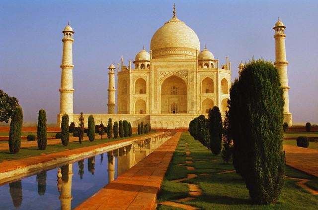 Agra, India Taj Mahal