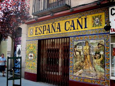 Bares espanhóis
