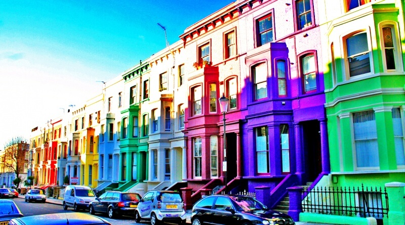 Notting Hill Foto: Edoardo Costa https://www.flickr.com/photos/edo-finelight/