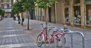 Valência de bicicleta