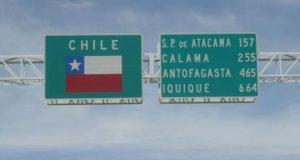 Fronteira do Chile