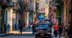 Viajando para Cuba