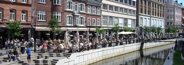 Como é viver na Dinamarca