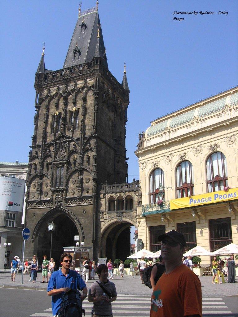 Velha Prefeitura - Praga