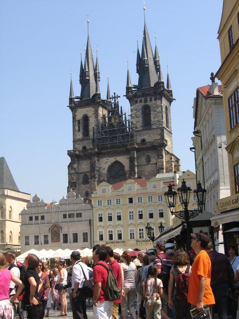 Igreja de Nossa Sra. em frente ao Týn - Praga