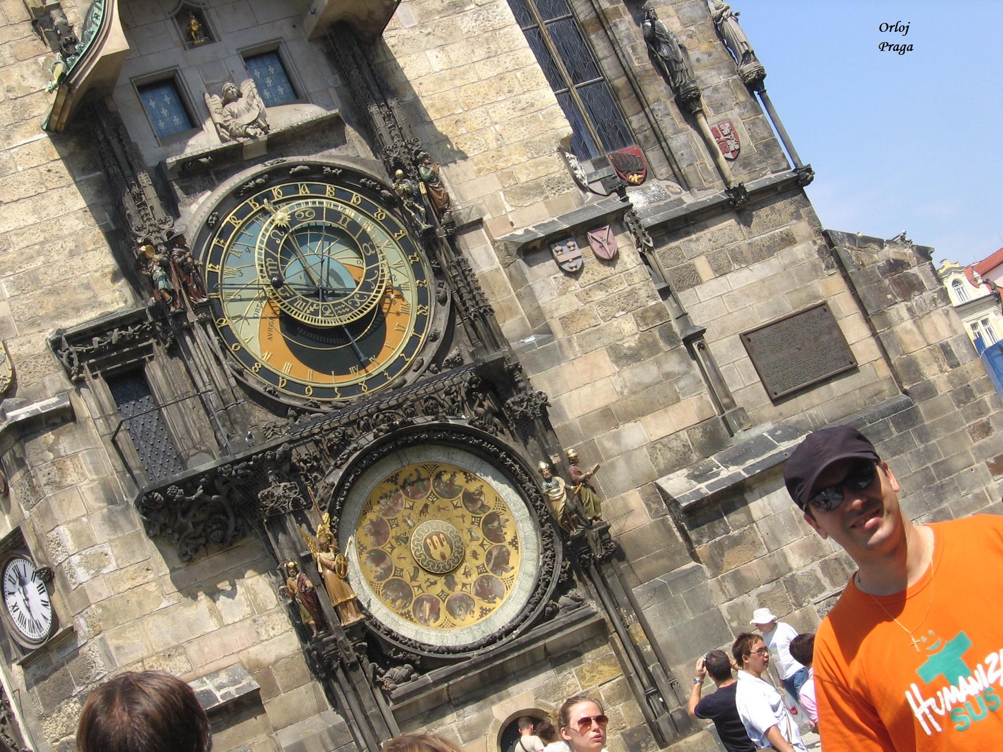 Relógio Astronômico - Orloj Praga