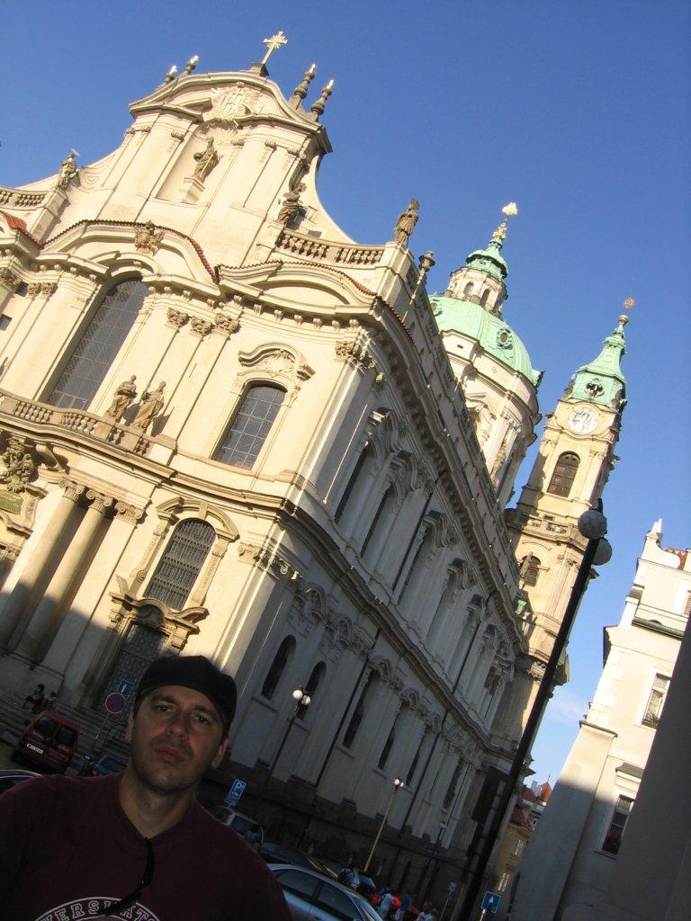 Igreja de St Nicolas. Praga