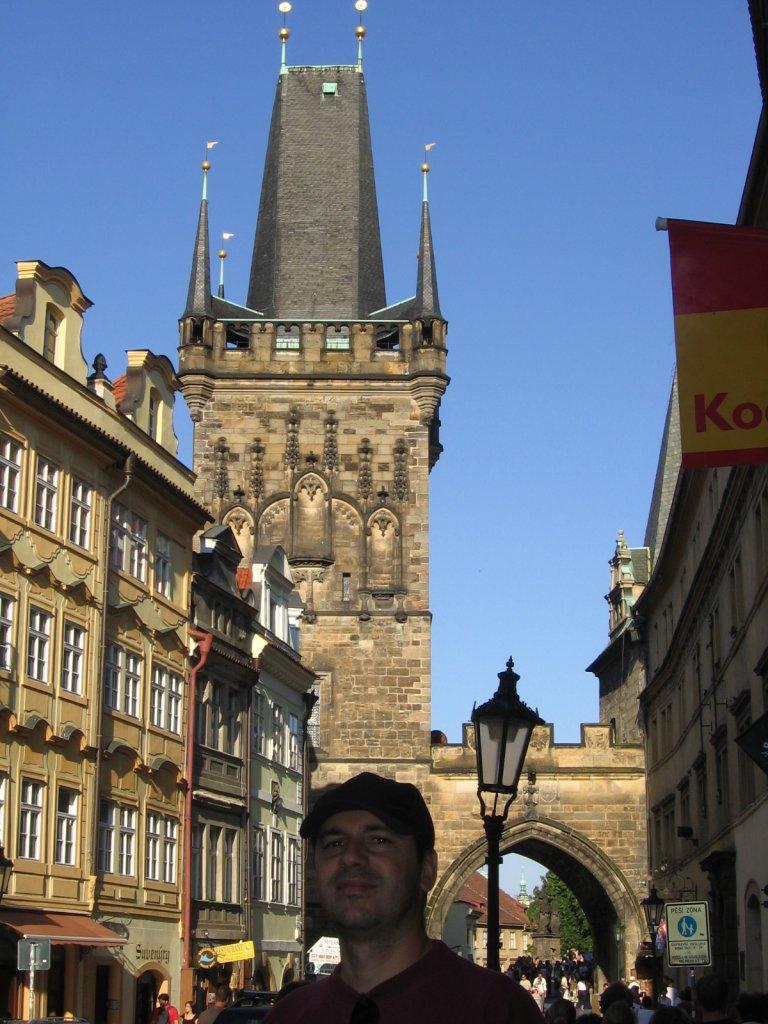 Torre da Pólvora. Praga