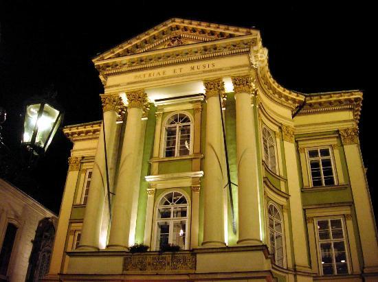 Teatro dos Estados - Praga
