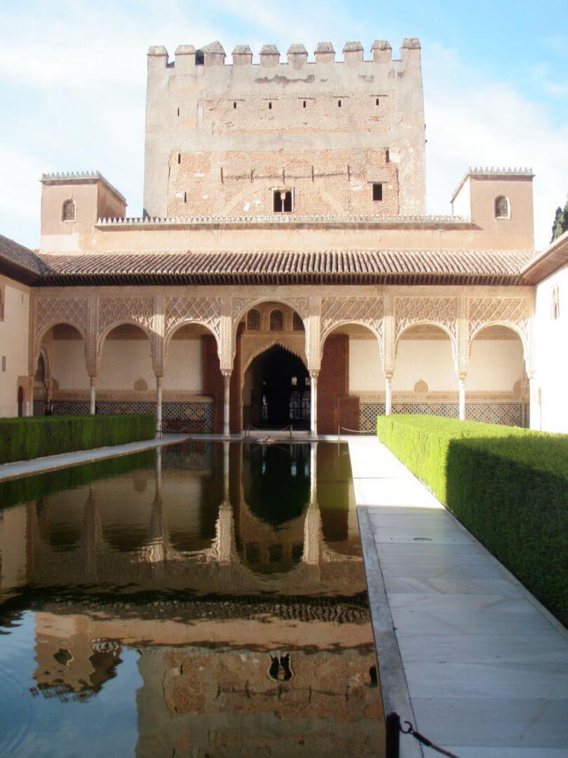 Palácio Nazaríes, Granada - Espanha