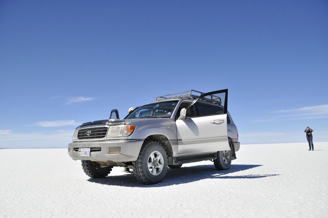 Salar de Uyuni -Bolívia