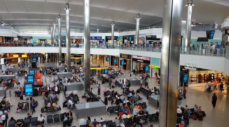 Londres, Heathrow Aeroporto, Inglaterra