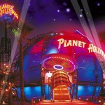 Downtown Disney - Planet Hollywood