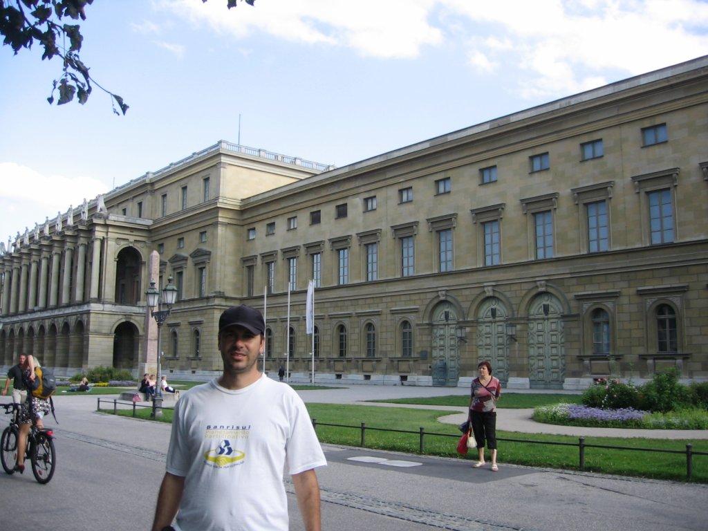 Baviera -  Residenz (Residência)