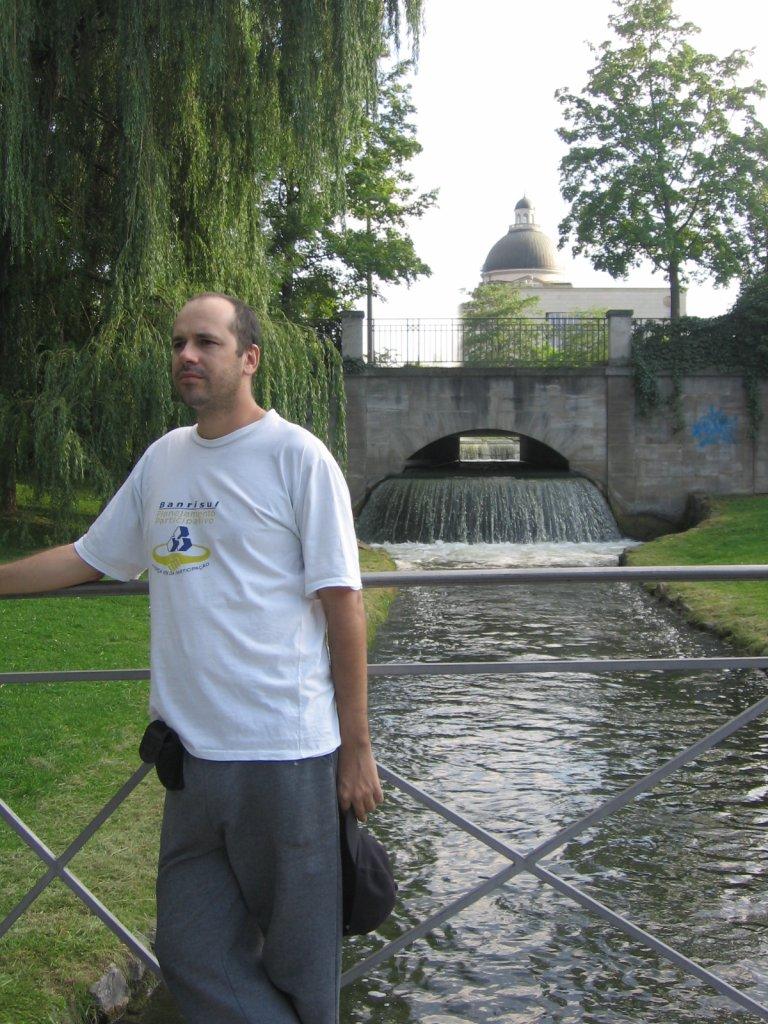 Englischer Garten (Jardim Inglês) - Baviera