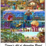Disney's Art of Amination Resort - Disney