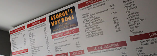 Georges Hot Dogs
