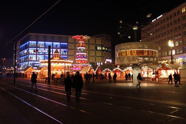 Berlin no natal
