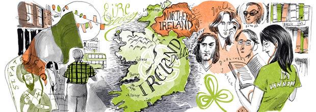Voce pergunta e eu respondo - Irlanda