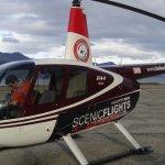 Ushuaia passeio de Helicóptero 01