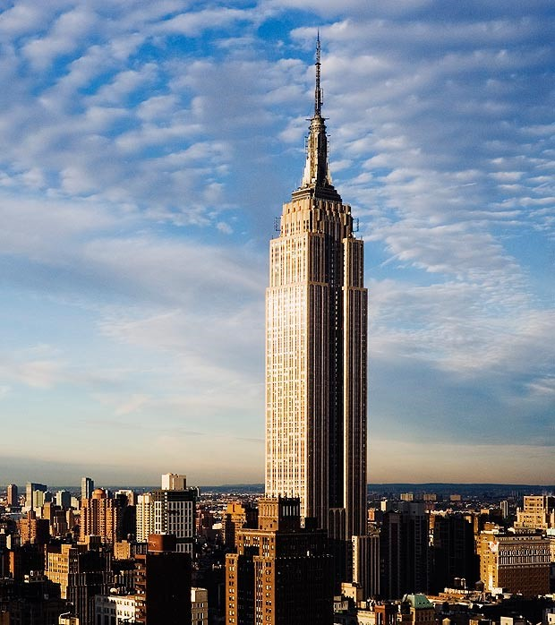 The Empire State.