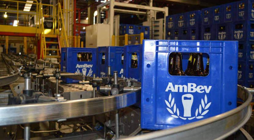 114 vagas de emprego em aberto na Ambev