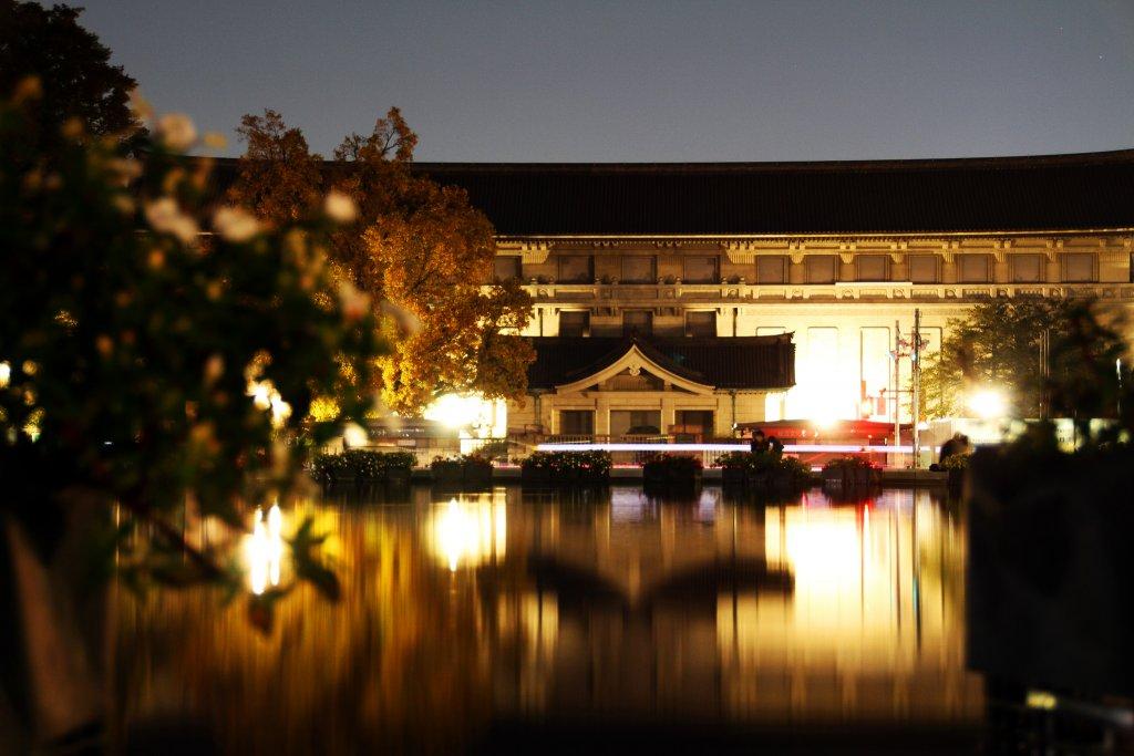 Tokyo National Museum. Foto: Toshihiro Oimatsu