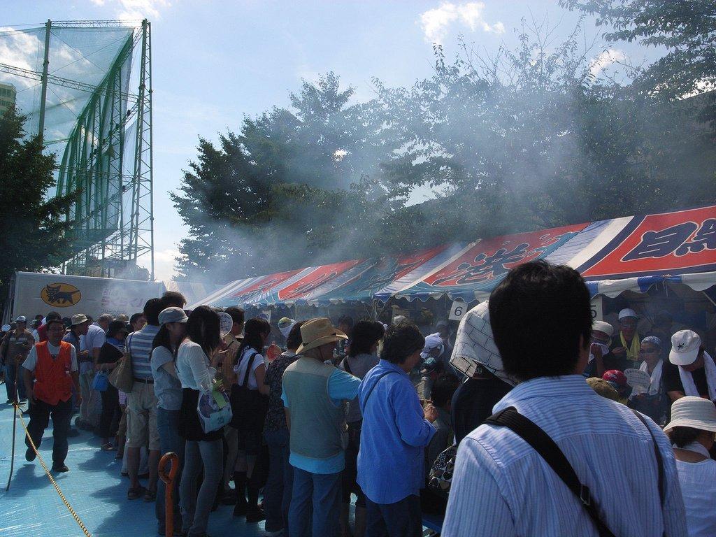 Festival Meguro Sun. Foto: Junko Matsuo