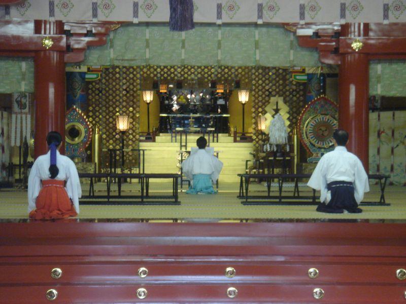 Kanda Myojin Shrine em Tóquio