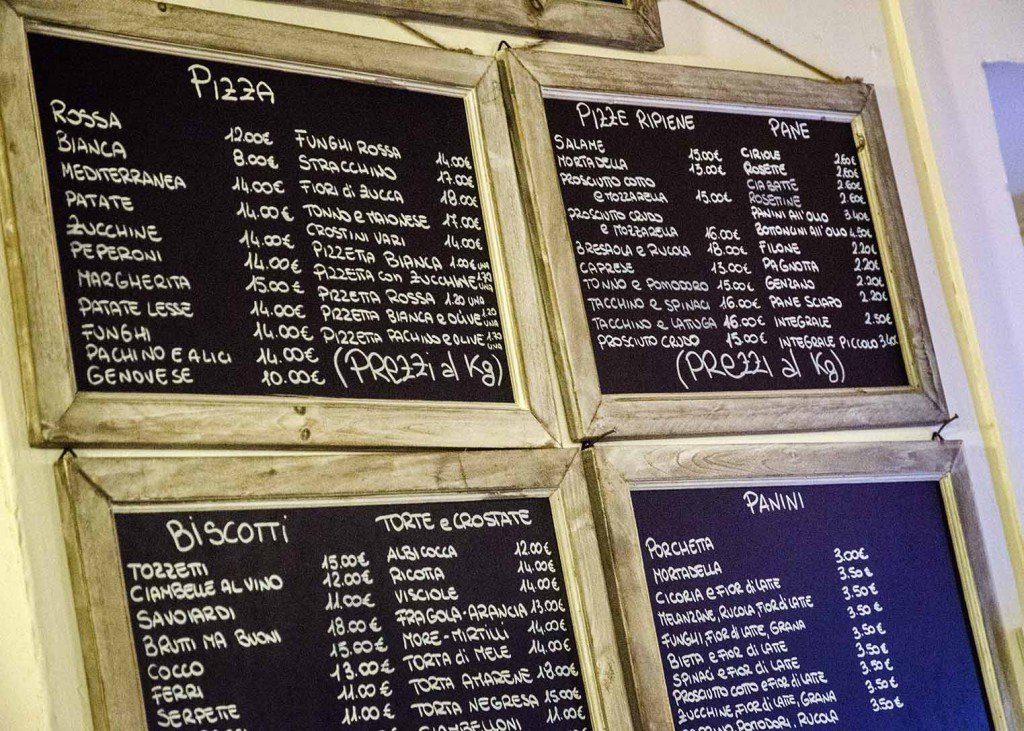 La Renella - preços - Roma