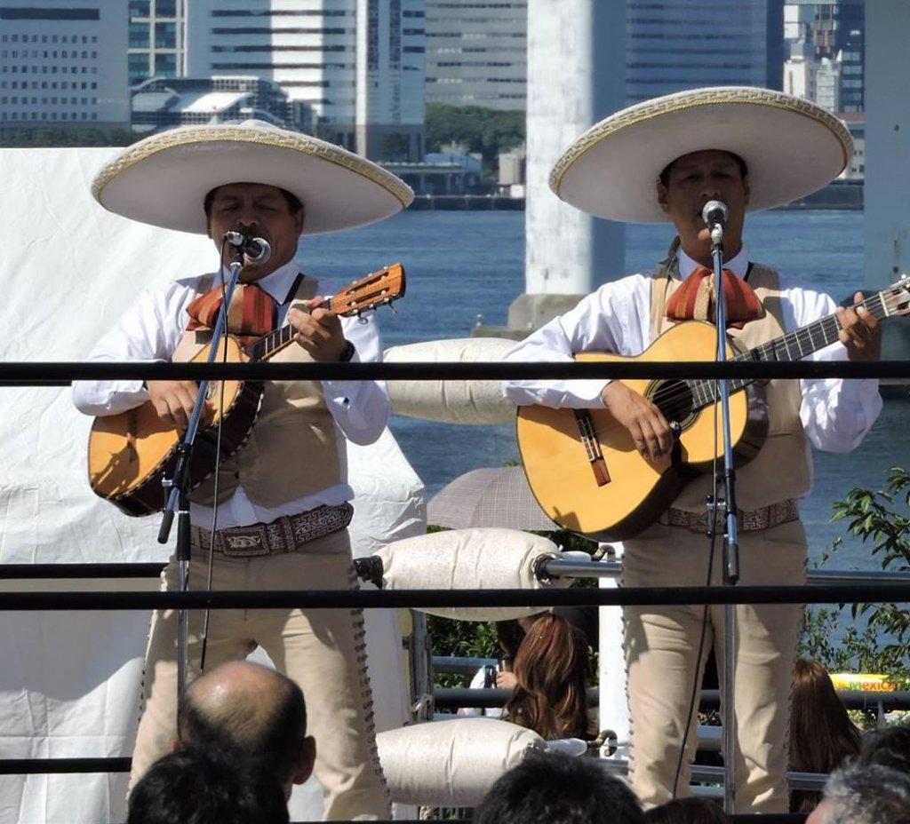 Festa mexicana Tóquio