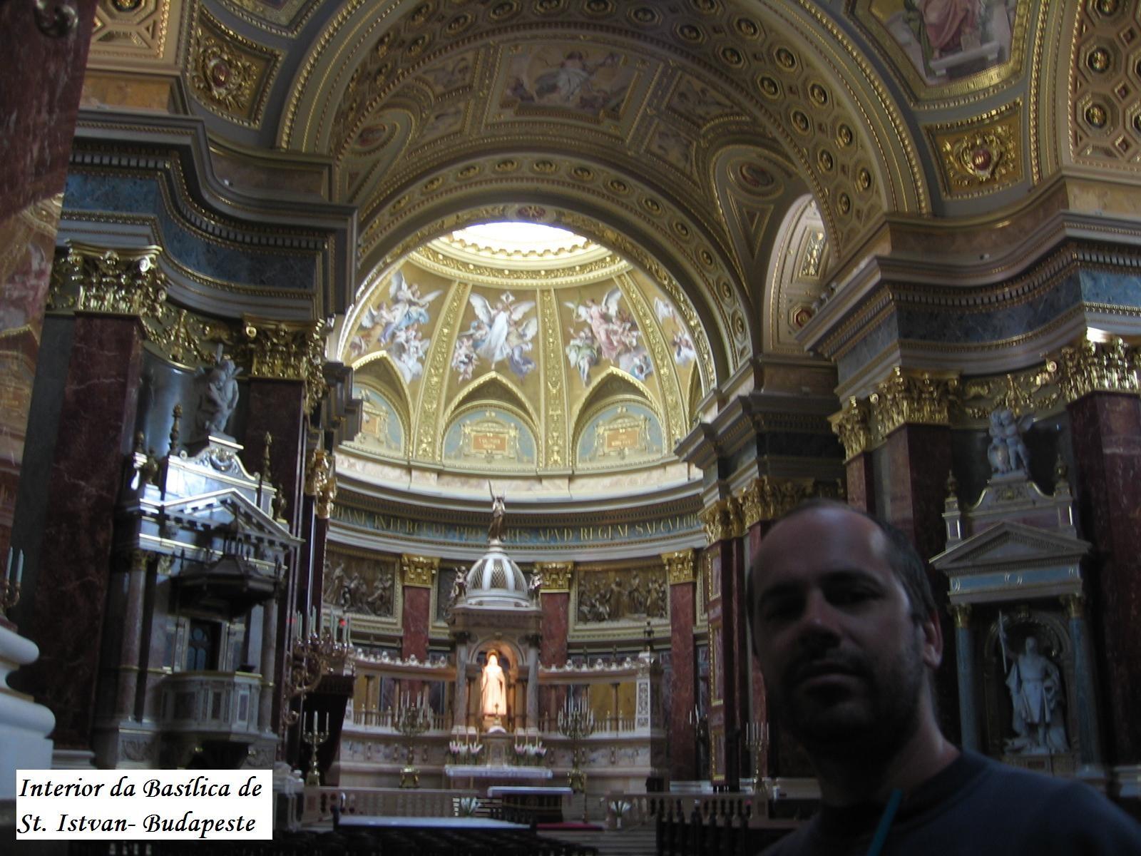 Basílica de St Istvan