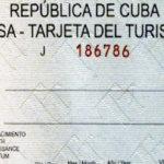 Visto para Cuba