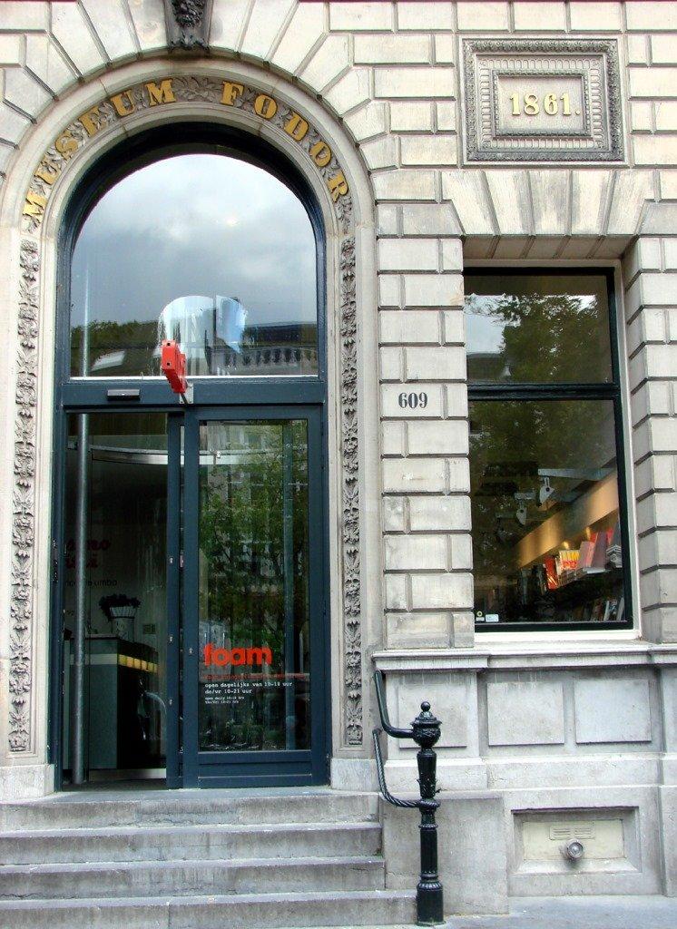 FOAM, museu da fotografia. Amsterdam. Foto: Flavio Pimentel