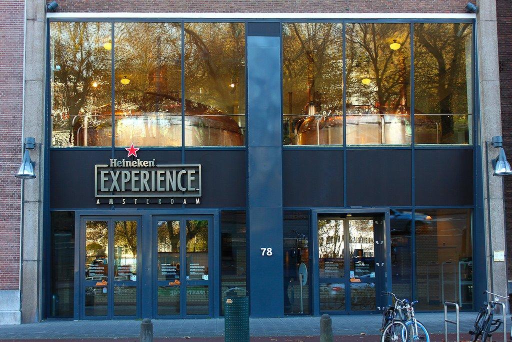 Heineken Experience. Amsterdam. Foto: Elroy Serrao