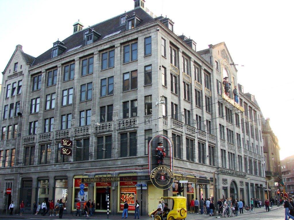 O museu de cera Madame Tussaud. Amsterdam. Foto: Flavio Pimentel
