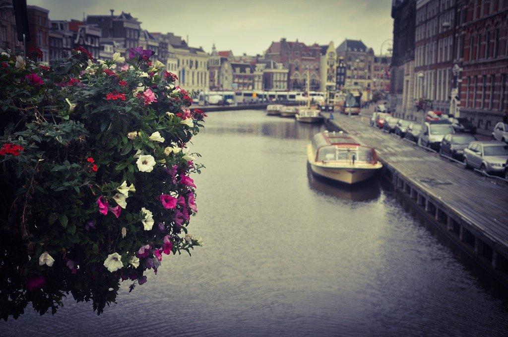 Os passeios de barco são uma boa opção para admirar a vista (3). Amsterdam. Foto: Flavio Pimentel