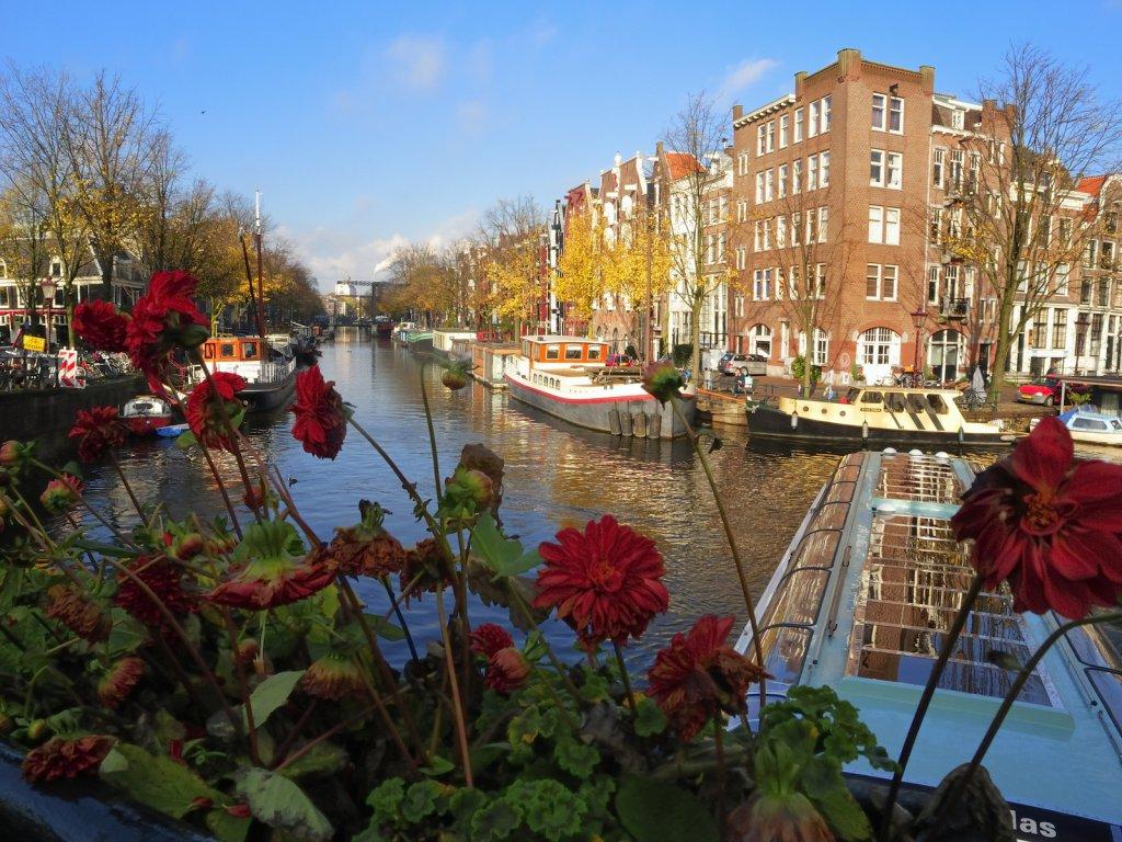 Prinsengracht. Foto: Johan Wieland