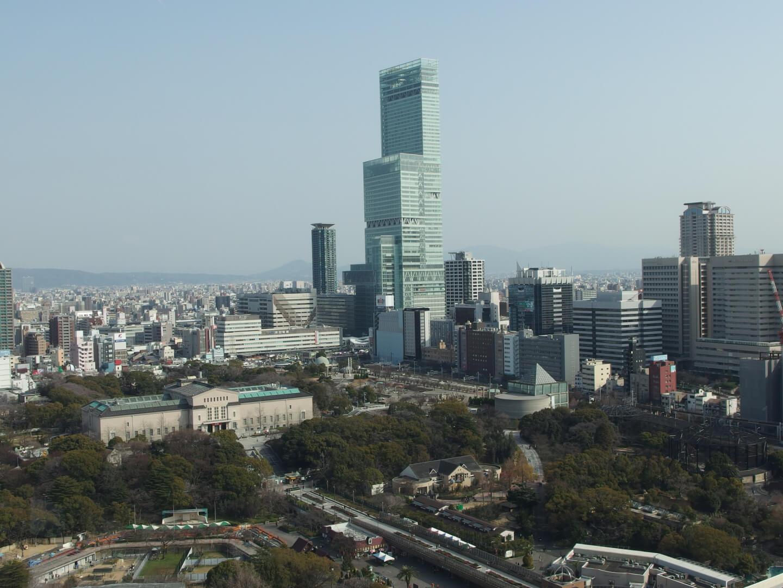 Abeno Harukas - Osaka. Foto: @Guilhem Vellut