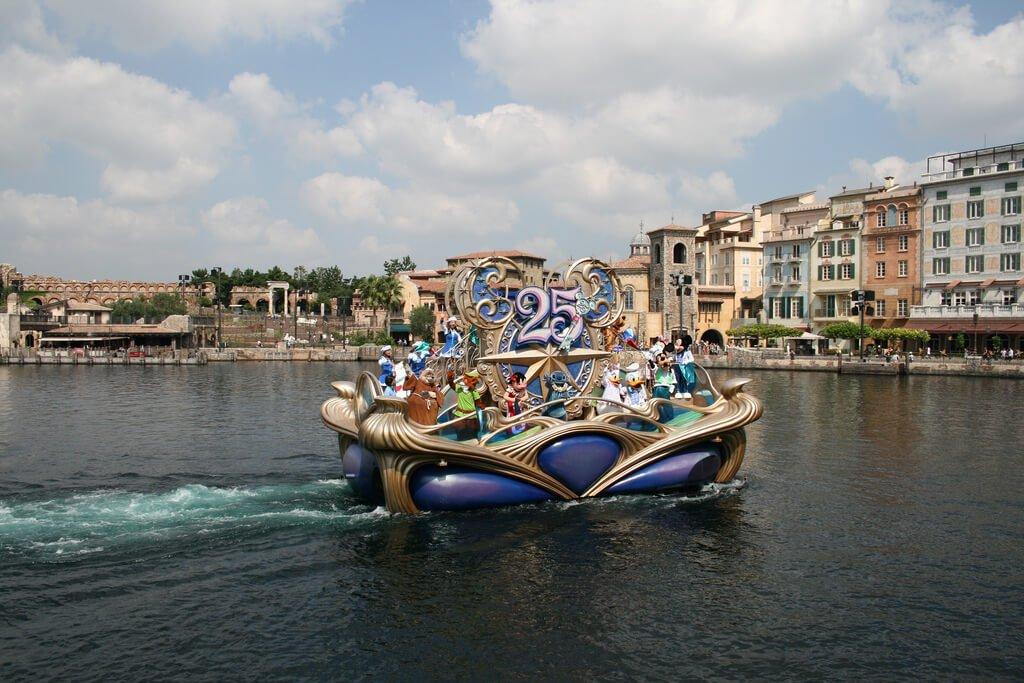 Tokyo Disney Sea.  Foto: Ivva