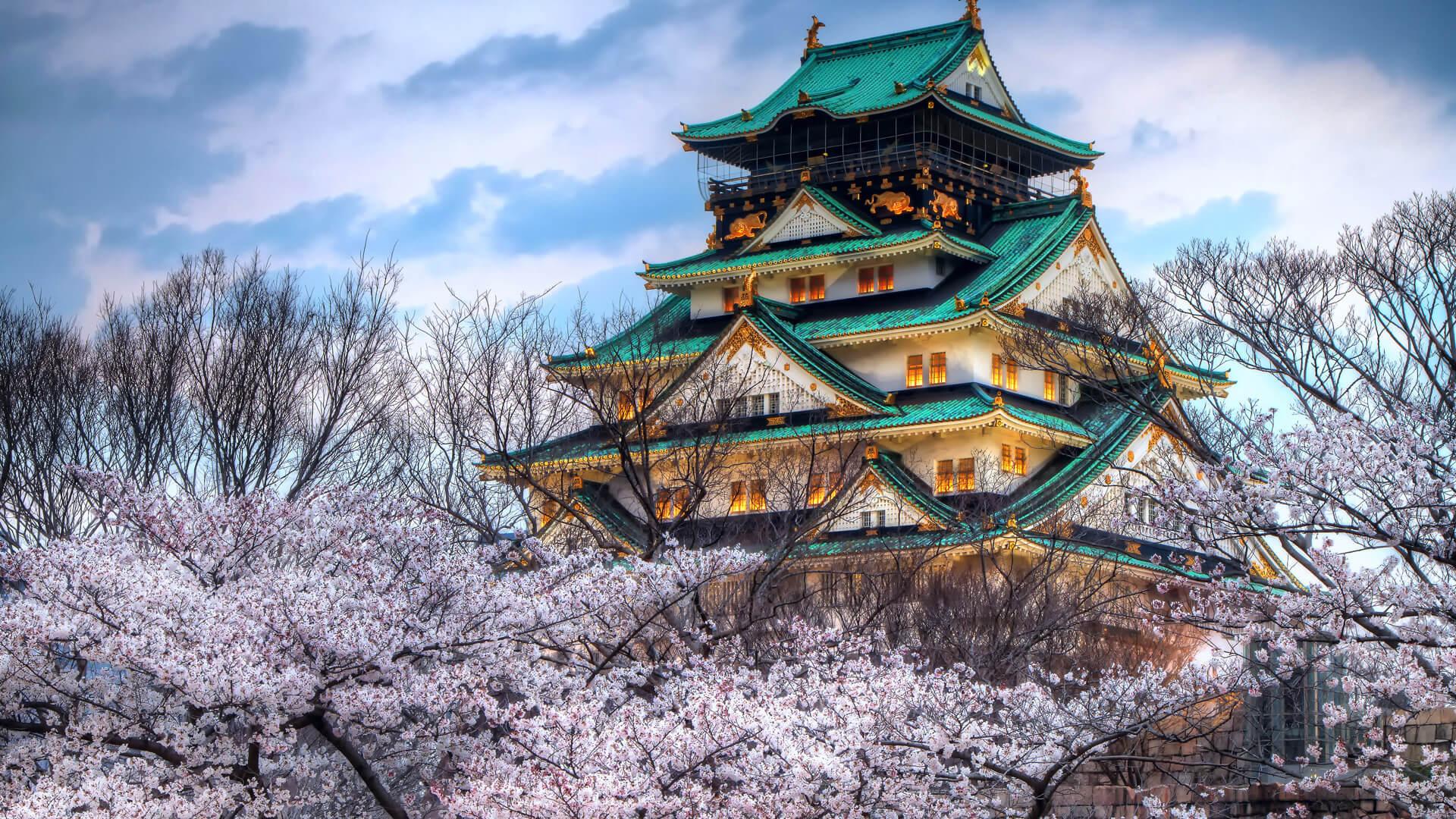 Castelo Osaka