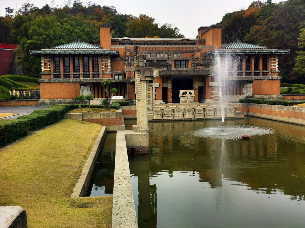 Meiji-Mura - Imperial Hotel.  Foto: joevare