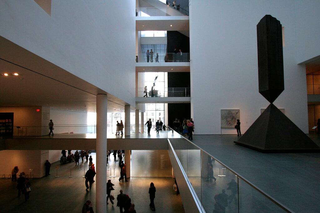 MoMA (Museum of Modern Art) - Nova York. Foto: Ed Schipul