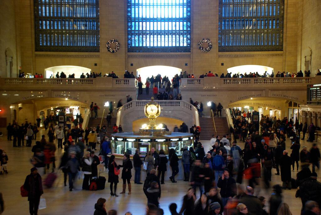 Grand Central Terminal - Nova York