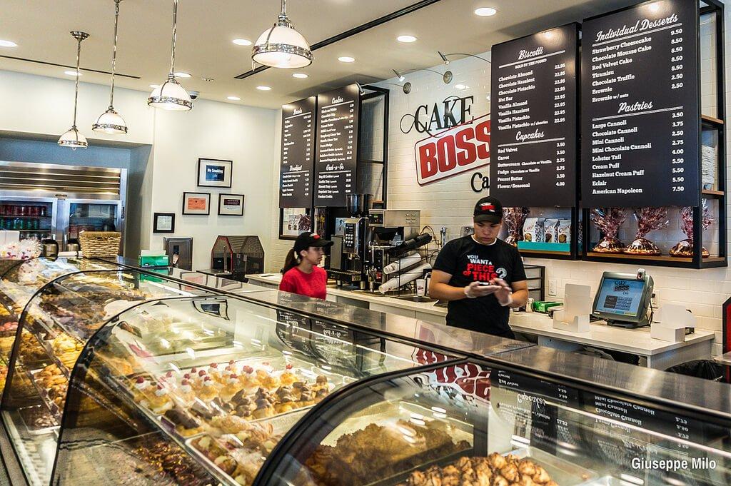 Cake Boss Cafe - Nova Iorque