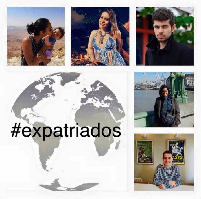 #expatriados