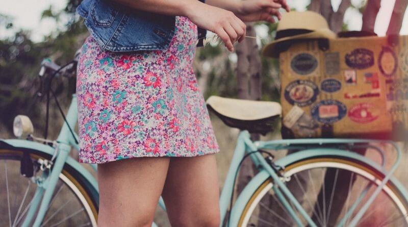 Viajando de bicicleta - Sairdobrasil