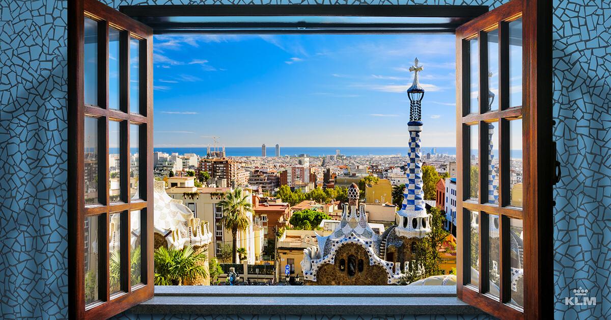 Barcelona é um dos destinos contemplados pela promoção.