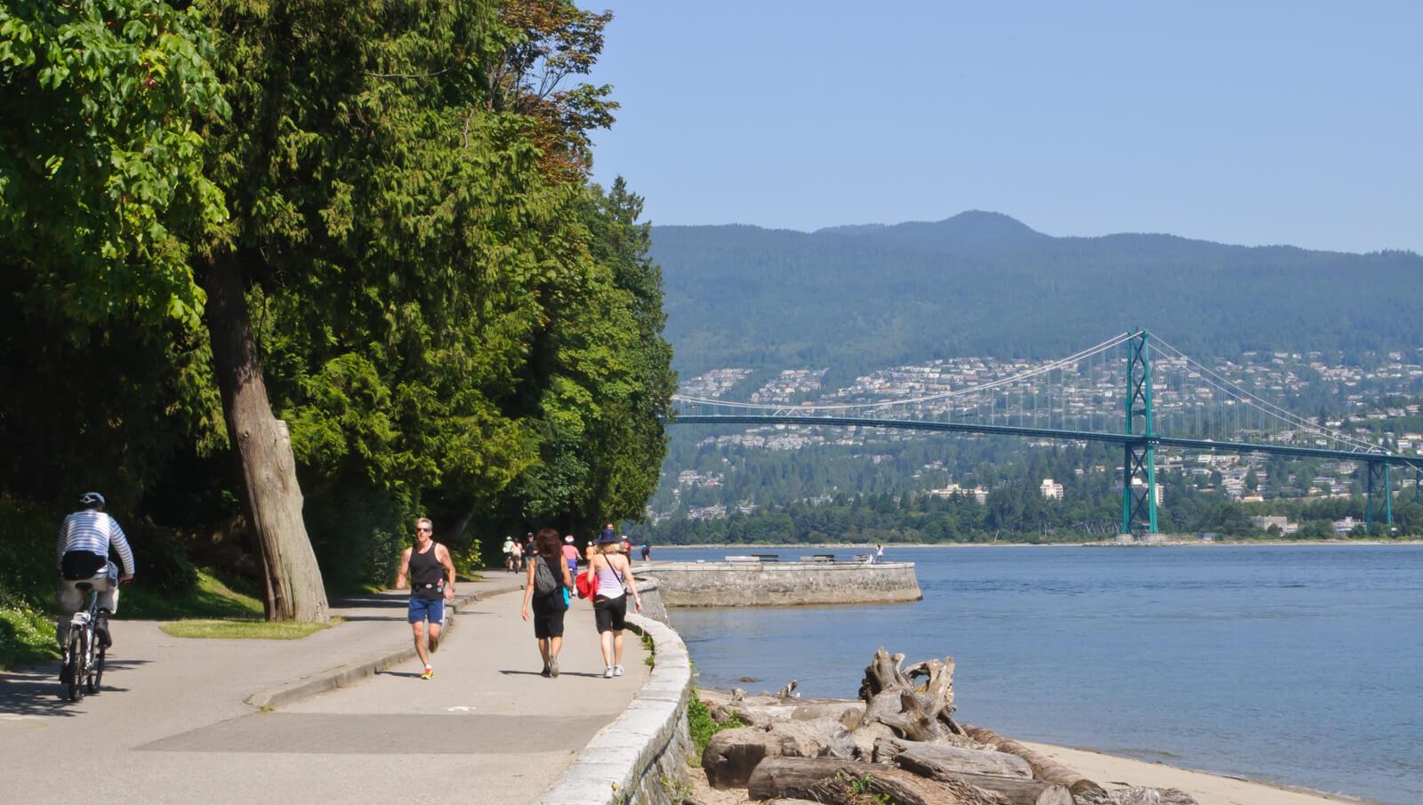 Guia de viagem - Stanley Park em Vancouver. Foto: InSapphoWeTrust