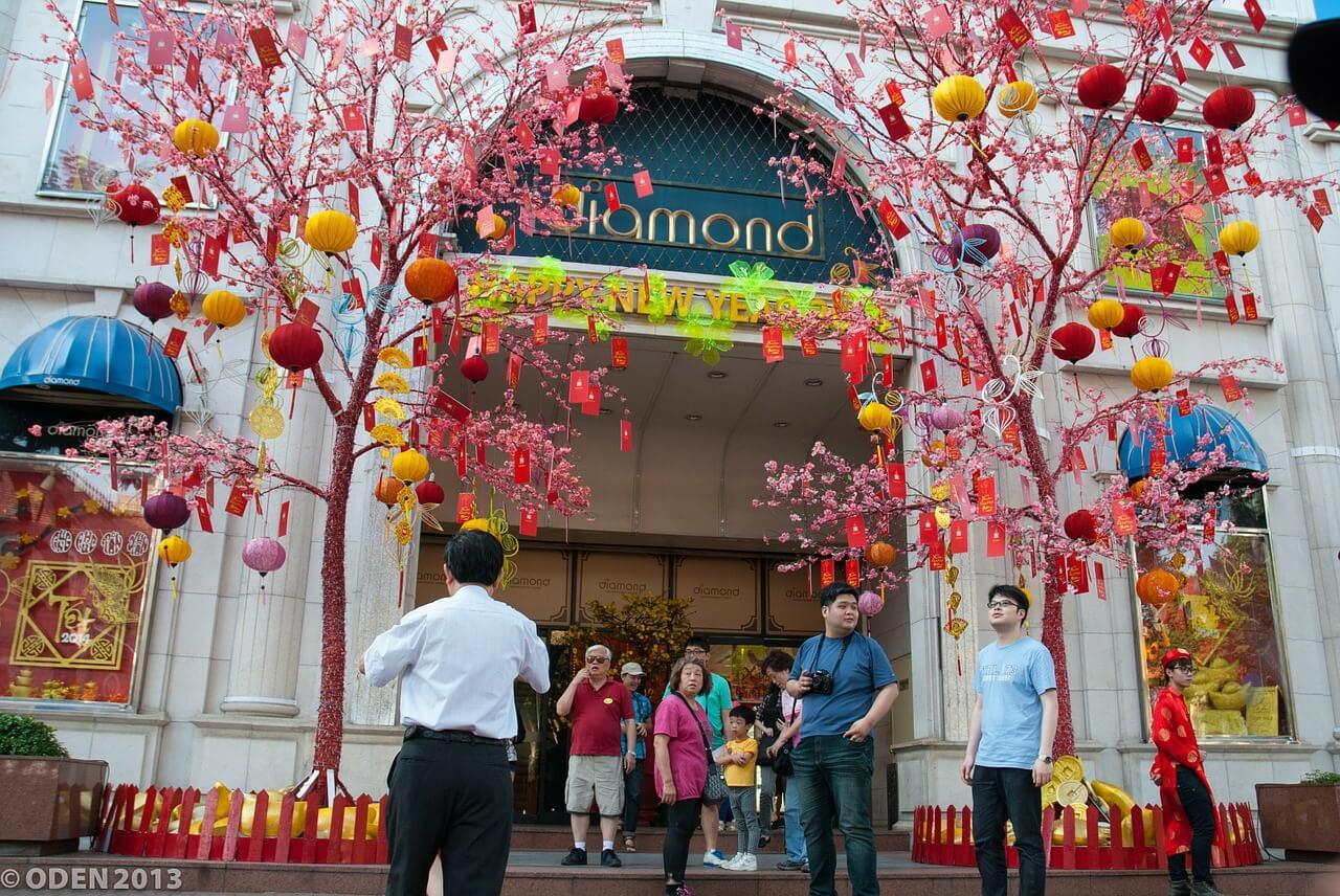 Diamond Plaza Vietnã
